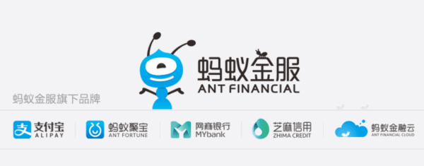 Ant Financial Brands